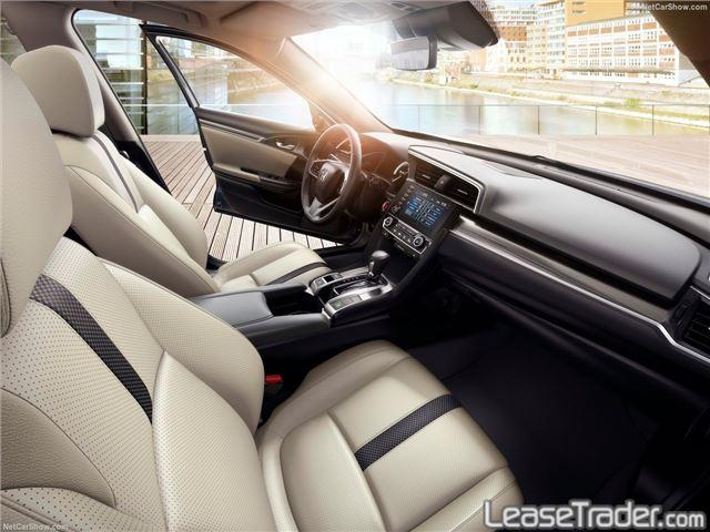 2019 Honda Civic LX Interior