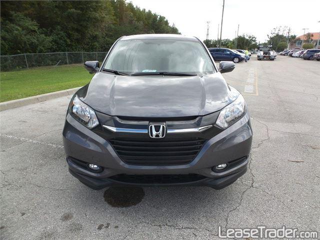 2019 Honda HR-V LX Front