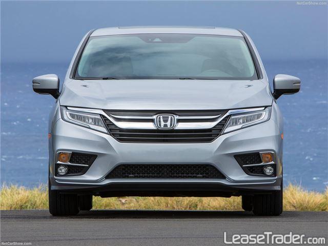 2019 Honda Odyssey LX Front