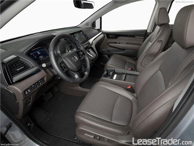 2019 Honda Odyssey LX Interior