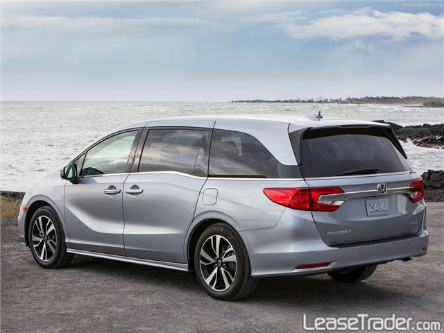2019 Honda Odyssey LX Rear