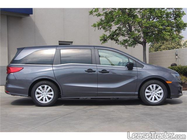 2019 Honda Odyssey LX Side