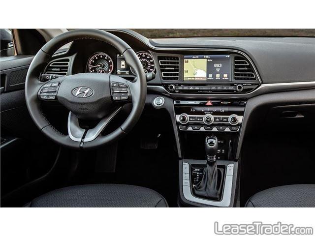 2019 Hyundai Elantra SE Dashboard