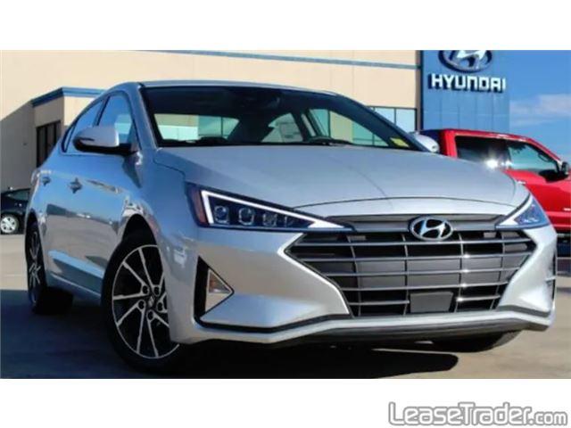 2019 Hyundai Elantra SE Front