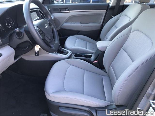 2019 Hyundai Elantra SE Interior