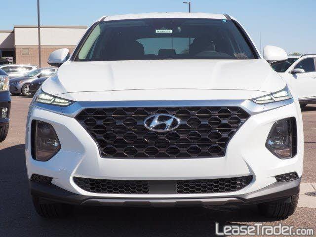 2019 Hyundai Santa Fe SE SUV Front