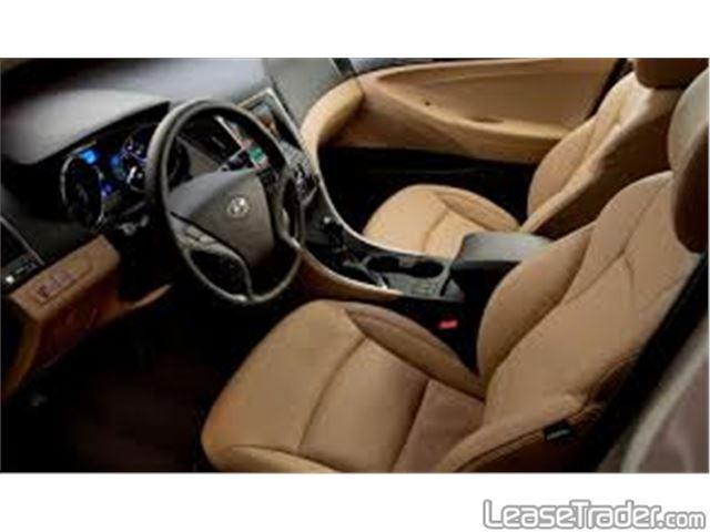 2019 Hyundai Sonata SE Sedan Interior