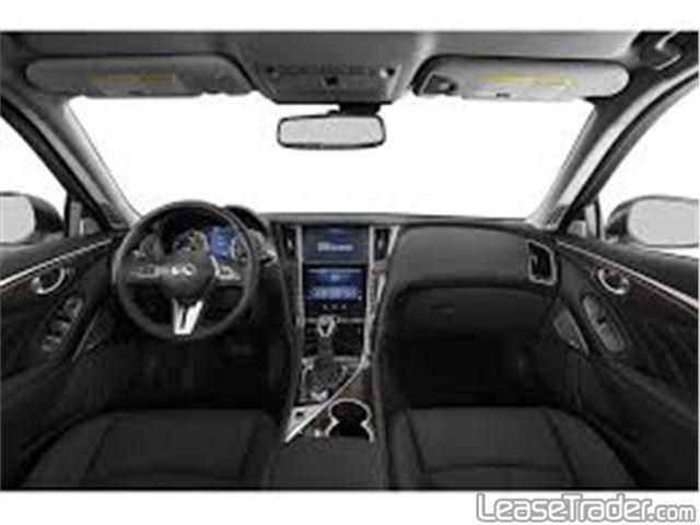 2019 Infiniti Q50 3.0t Luxe Interior