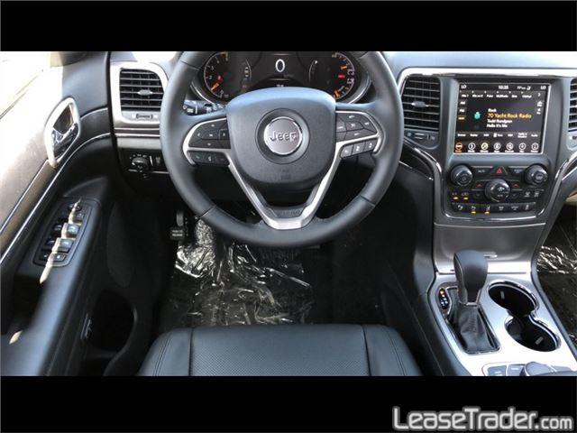 2019 Jeep Grand Cherokee LIMITED Interior