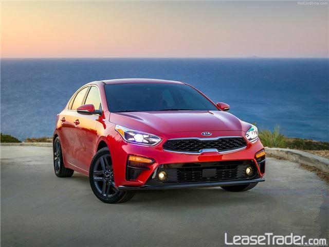 2019 Kia Forte LXS Front