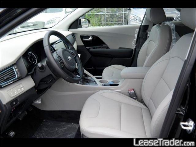 2019 Kia Niro LX Interior