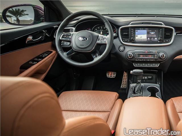 2019 Kia Sorento LX SUV Dashboard