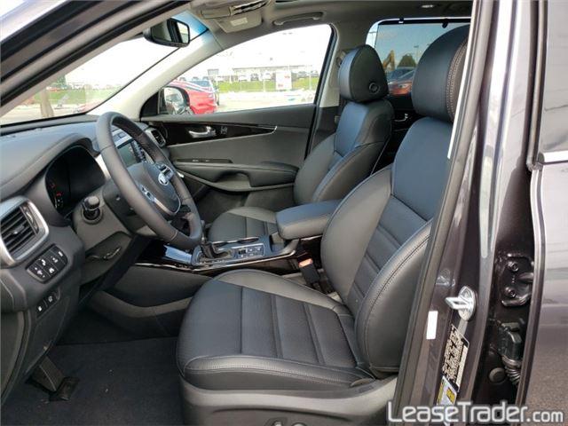 2019 Kia Sorento LX SUV Interior