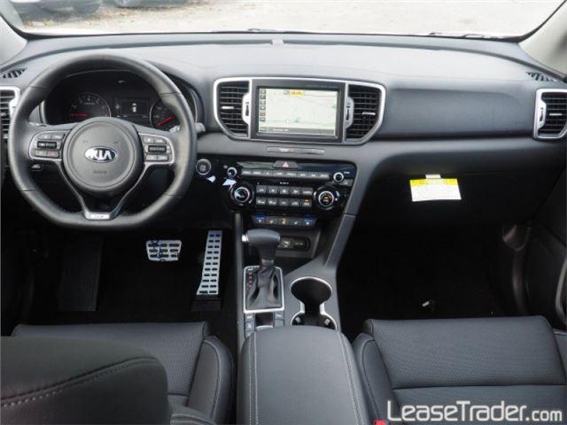 2019 Kia Sportage LX Dashboard