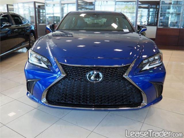 2019 Lexus ES 350 Front