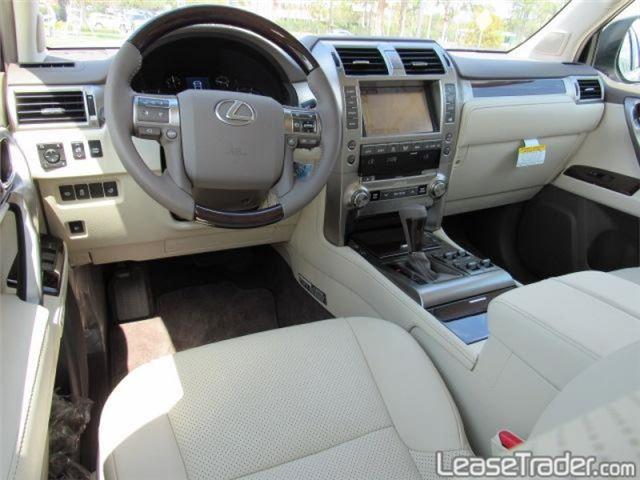 2019 Lexus GX 460 Premium Dashboard