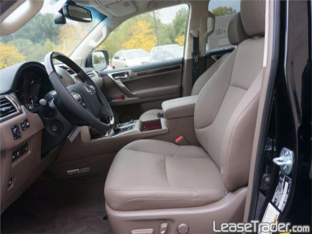 2019 Lexus GX 460 Premium Interior