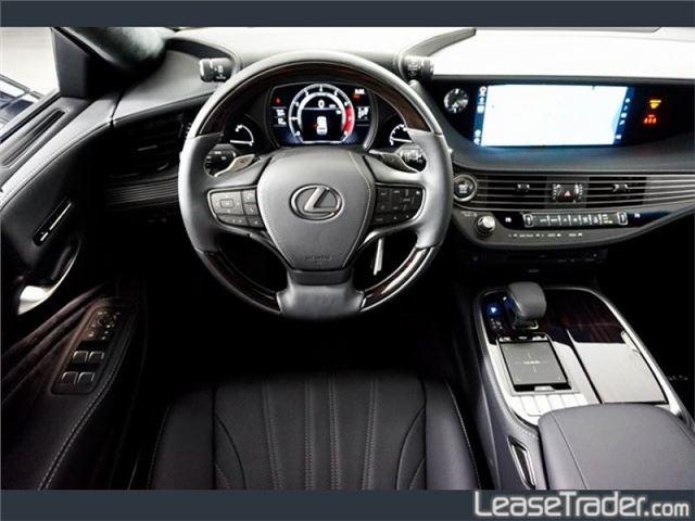 2019 Lexus LS 500 Dashboard