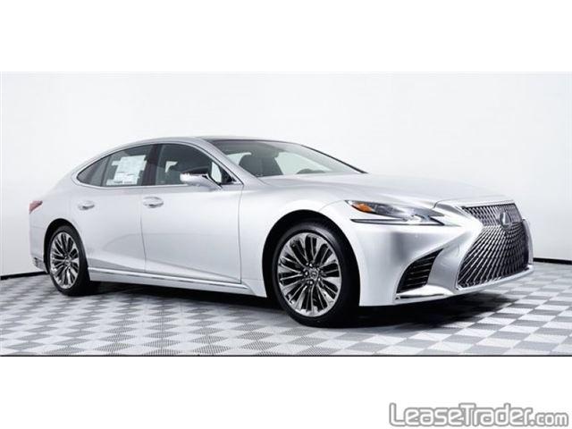 2019 Lexus LS 500 Front