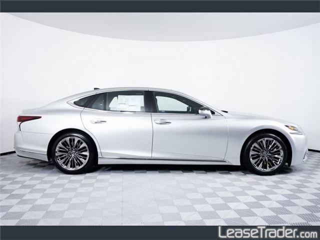 2019 Lexus LS 500 Side