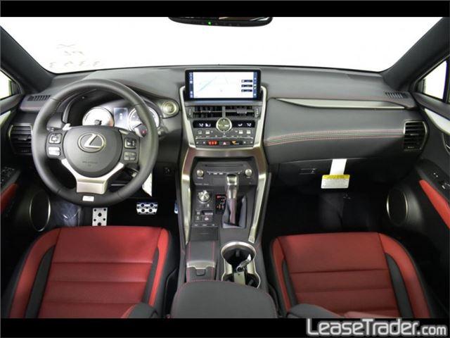2019 Lexus NX 300 Dashboard