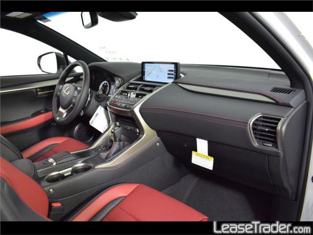 2019 Lexus NX 300 Interior
