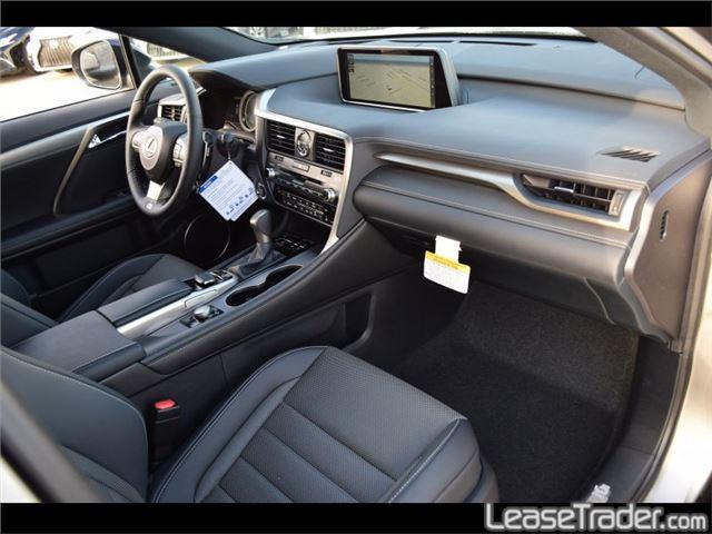 2019 Lexus RX 350 Interior