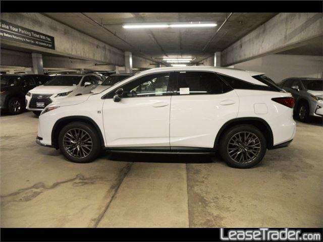 2019 Lexus RX 350 Side