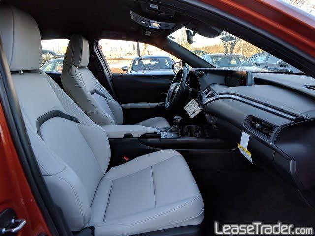 2019 Lexus UX 200 Interior