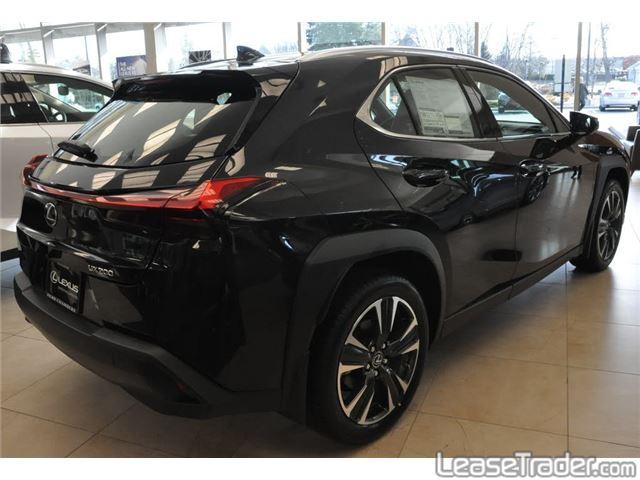 2019 Lexus UX 200 Rear