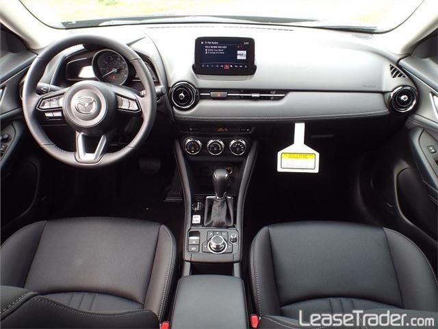 2019 Mazda CX-3 Sport Dashboard