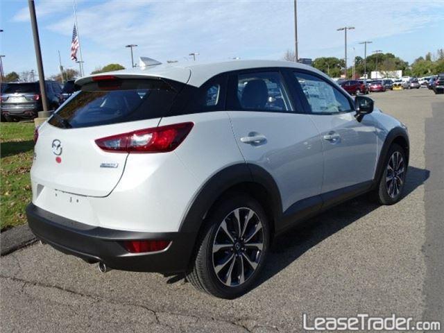 2019 Mazda CX-3 Sport Rear