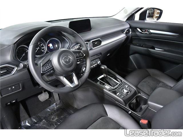 2019 Mazda CX-5 Sport  Dashboard