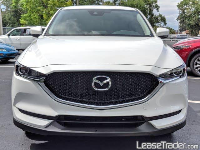 2019 Mazda CX-5 Sport  Front