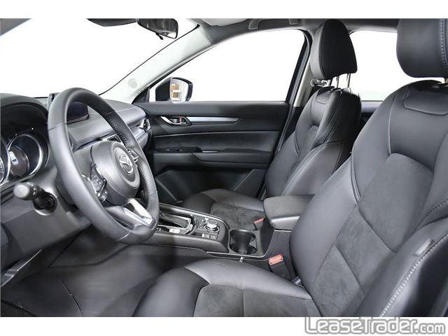 2019 Mazda CX-5 Sport  Interior