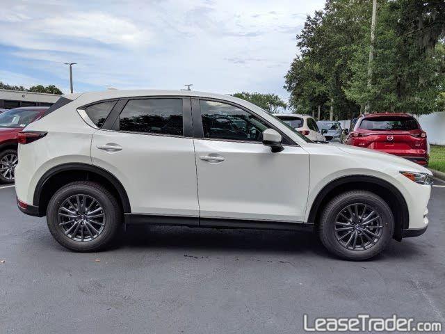 2019 Mazda CX-5 Sport  Side