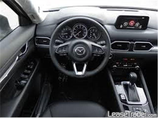 2019 Mazda CX-5 Touring Dashboard