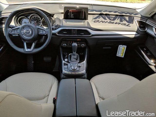 2019 Mazda CX-9 Sport Dashboard