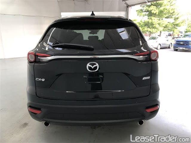 2019 Mazda CX-9 Sport Rear
