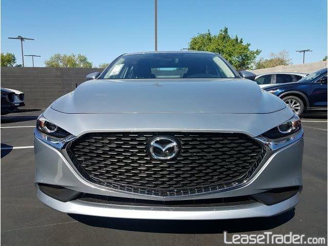 2019 Mazda Mazda3 Touring 4-DOOR Front