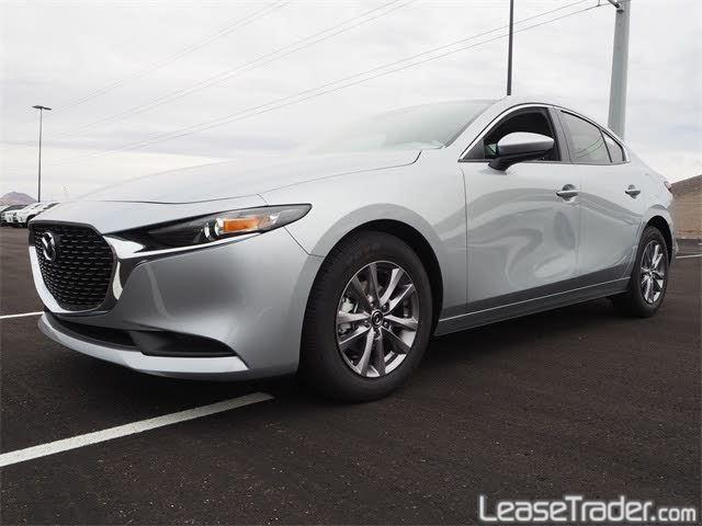 2019 Mazda Mazda3 Touring 4-DOOR