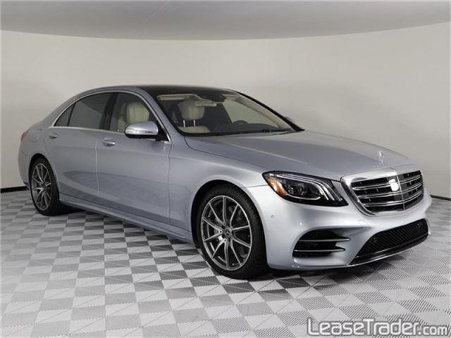 2019 Mercedes-Benz S450 Sedan Front