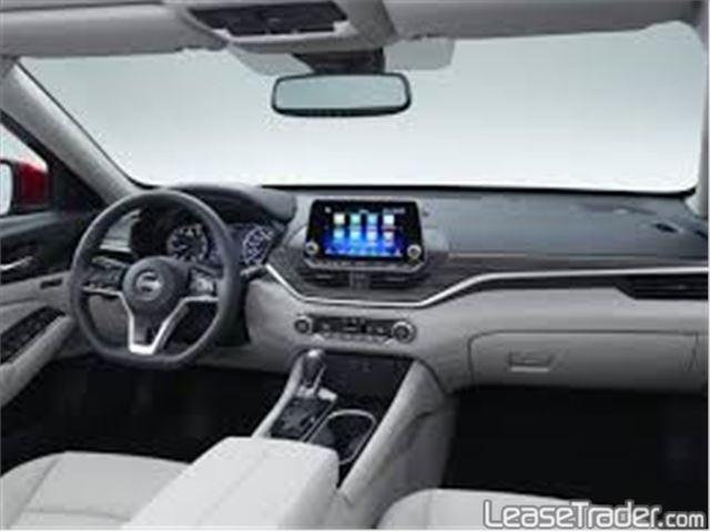 2019 Nissan Altima 2.5 S Interior