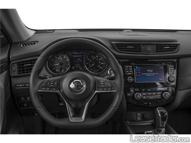 2019 Nissan Rogue S Dashboard
