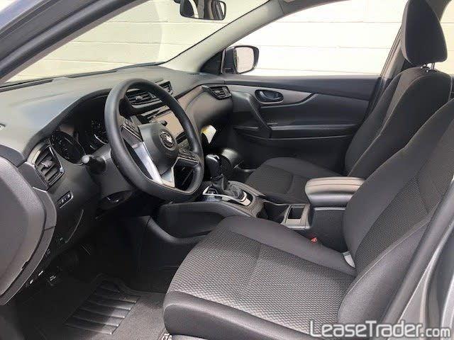 2019 Nissan Rogue S Interior