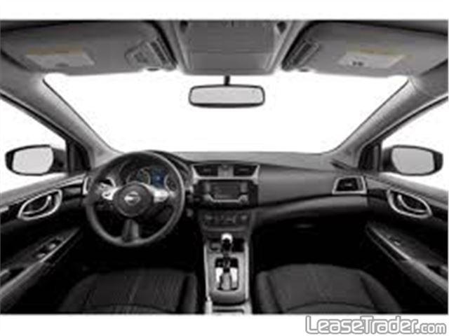 2019 Nissan Sentra S Dashboard