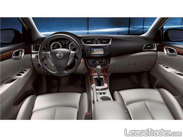 2019 Nissan Sentra S Interior