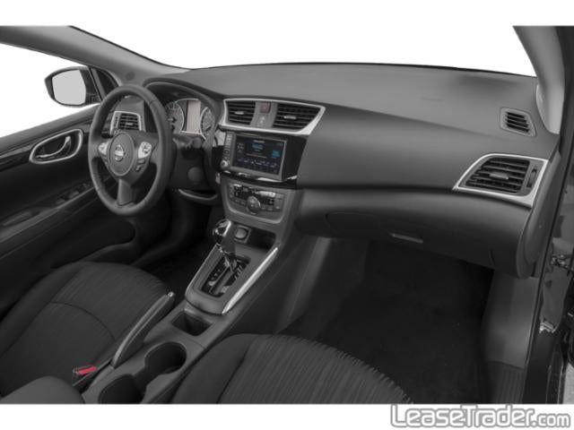 2019 Nissan Sentra SV Dashboard