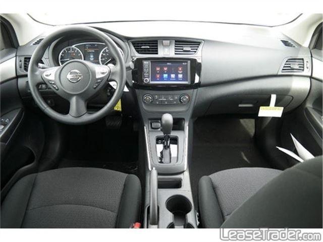 2019 Nissan Sentra SV Front