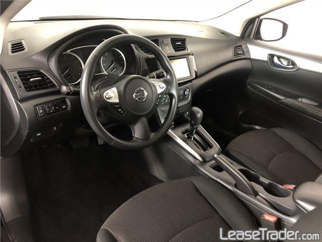 2019 Nissan Sentra SV Interior